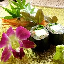*【ご夕食一例】/大山名産の自家製豆腐を使った現代アレンジの豆腐懐石