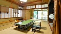 *和室(客室一例)/限定1室の贅沢。歴史ある調度品に囲まれた特別な空間。