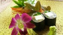 *【ご夕食一例】/季節の旬の食材を活かした大山豆腐料理を、お手軽にお楽しみいただけます