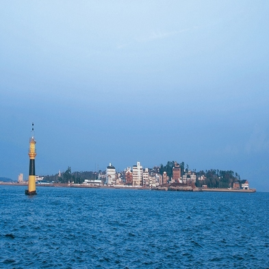 《1日1組限定》 【リーズナブル】気軽に日間賀を楽しもう【名鉄海上観光船20%オフ】