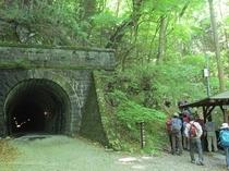 天城旧トンネル