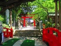 伊豆最古の宮白濱神社