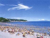今井浜海岸 海水浴