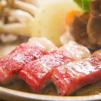 【上州牛ステーキ】
