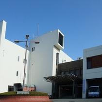 当館は四国で初めて国民保養温泉地と指定されました。