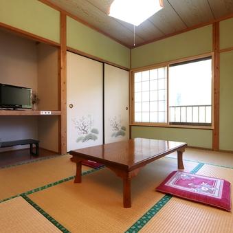【別館】大自然に囲まれて心和む6畳和室