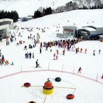 *【スキー場】アクセス良好♪【ジュネス栗駒スキー場】のゲレンデに直結!