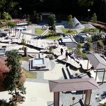 """【万葉公園】当館より約1㎞ 万葉公園は""""日本の歴史公園100選""""に選ばれています。入園無料"""