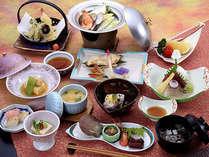 ☆地元の食材をふんだんに☆(一例です)