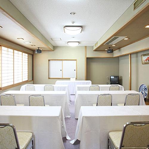 *会議室/ご利用を希望の方は事前に当館まで要相談。