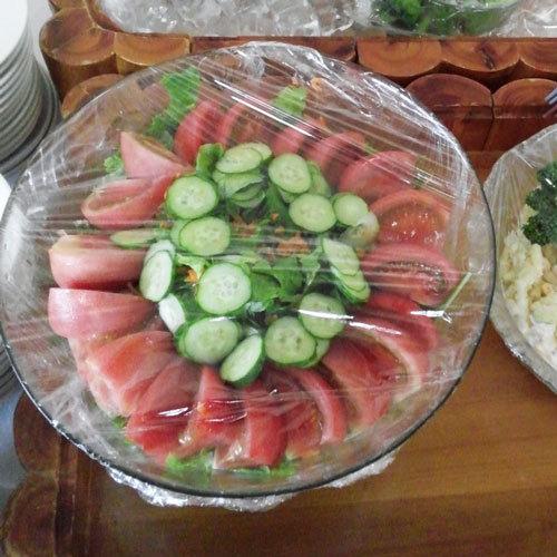 *朝食バイキング一例/しっかりお野菜も摂取!
