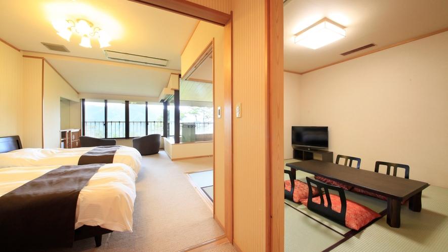 露天風呂付き最上階特別室