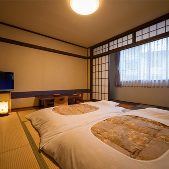 【禁煙】8畳和室(バス・トイレ無)