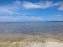 ●宿の近くの海①