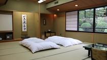 *≪和室一例≫ゆったりお寛ぎいただける和室をご用意致します。