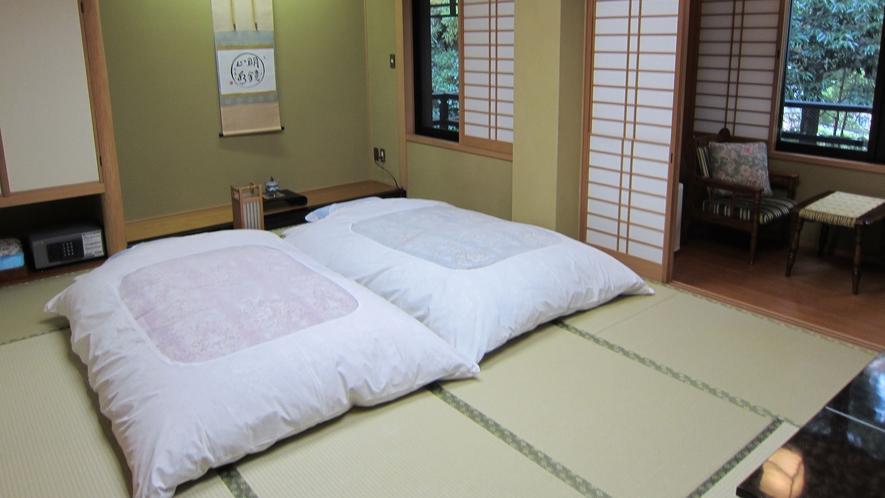 *≪和室一例≫ご家族でお寛ぎ頂けるお部屋をご用意致します。
