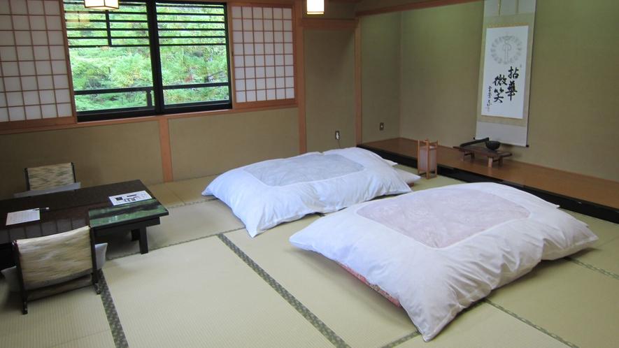 *≪和室一例≫清潔感のある広めのお部屋をご用意致します。