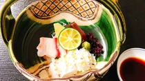 *【お料理の一例】お料理内容は季節に合わせて異なります。