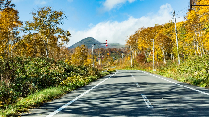 ニセコパノラマライン(道道66号線)