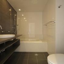 ペントハウス バスルーム例