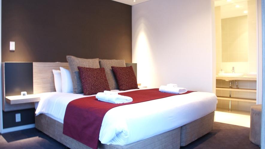 寝室(ツイン・ダブルからお選びいただけます)
