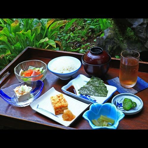 1日の活力【手づくり和朝食】