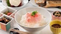 【ご朝食の〆】「金目鯛茶漬け」♪熱々お出汁と金目鯛は相性抜群!※写真は一例