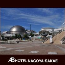 観光スポット:名古屋港水族館外観