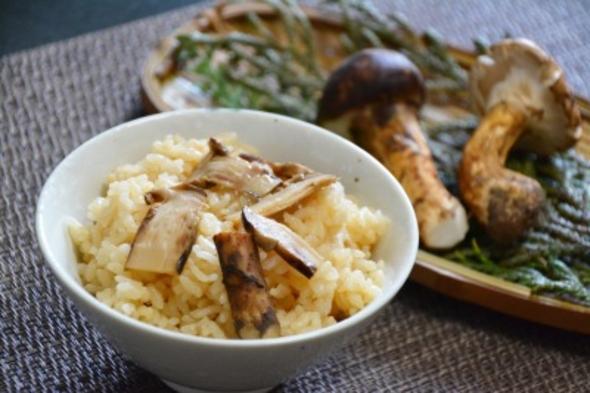 【松茸プラン】いつもより贅沢したい│秋のご褒美プラン--香りで酔いしれる松茸和会席料理コース