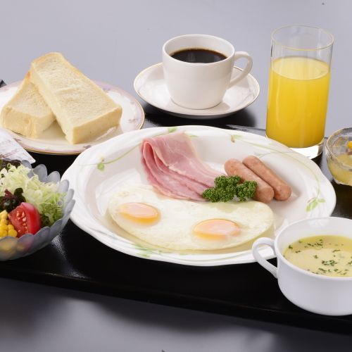 ご朝食 洋食セット