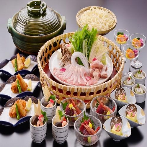H27秋~冬豚鶏鍋