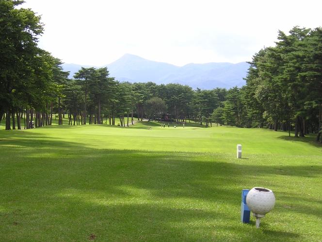 栗駒ゴルフ倶楽部 南コース