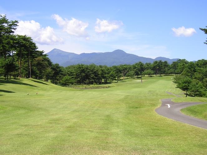 栗駒ゴルフ倶楽部 東コース