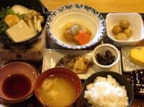 朝食写真(平成26年2月21日撮影)