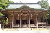 金華山神社