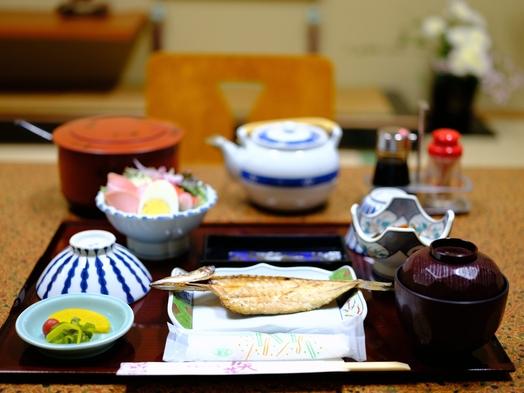 【海は目の前♪】1泊朝食付プラン☆自家製干物付き和定食