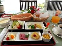 朝食イメージ <穏やかな朝を…>