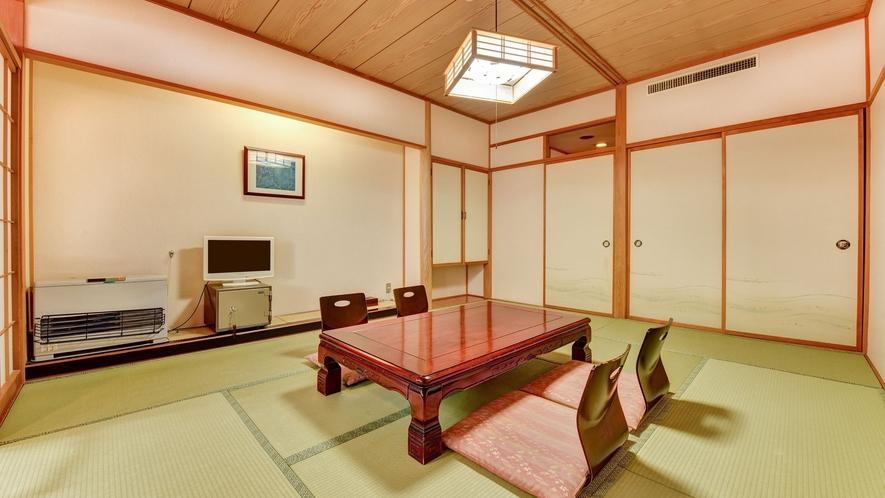 **和室10畳(一例)広さは人数によりおまかせとなります。