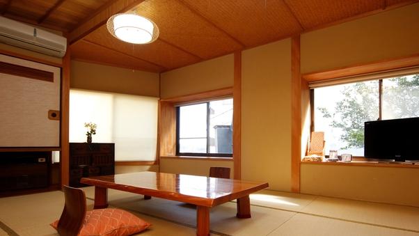 和室6畳(バストイレ洗面台なし禁煙)無線LAN貸切風呂無料