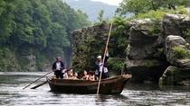 舟下りがお楽しみいただける時は、3キロコースの長瀞ラインくだり