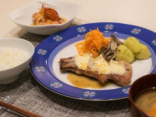 【北海道の食材で愉しむ夕食& 身体に優しい朝食付】 連泊のお客様に 感謝を込めて最大割引!