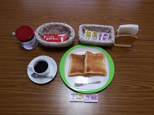 禁煙 2階和室 1~4名様 軽朝食付き素泊まりプラン