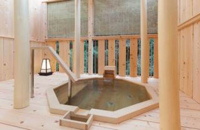 露天風呂(牡丹)