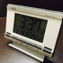 アラーム付置き時計