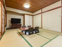 和室六人部屋(バス・トイレ無し)