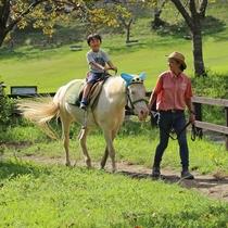 *マザー牧場/乗馬体験