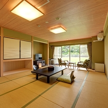 *東館和室(客室一例)/和やかな時間を愉しむ素敵な旅を。