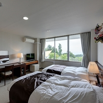 *洋室(客室一例)/心地よいプライベートな空間をご提供