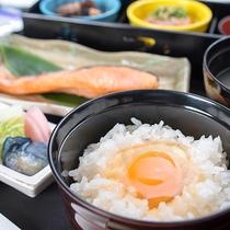 *ご朝食(一例)/四季折々の美味に舌鼓