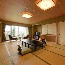 *東館和室(客室一例)/心癒される時間を持つことも休暇には大切なこと。